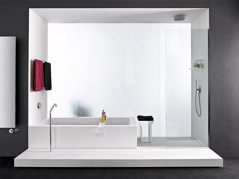 Box Vasca Da Bagno Angolare : Vasche da bagno con doccia archiproducts