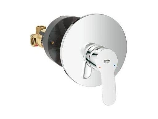 Miscelatore per doccia monocomando con piastra BAUEDGE | Miscelatore per doccia by Grohe