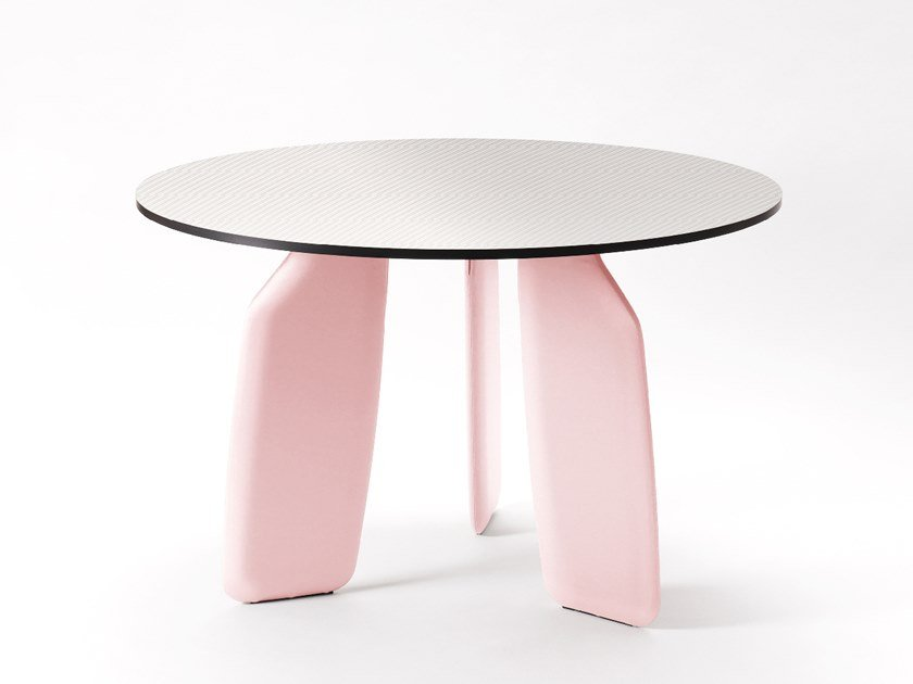 Bavaresk Round Round Table By Dante Goods And Bads Design