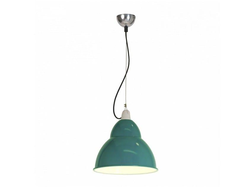 Aluminium pendant lamp with dimmer BB1 by Original BTC