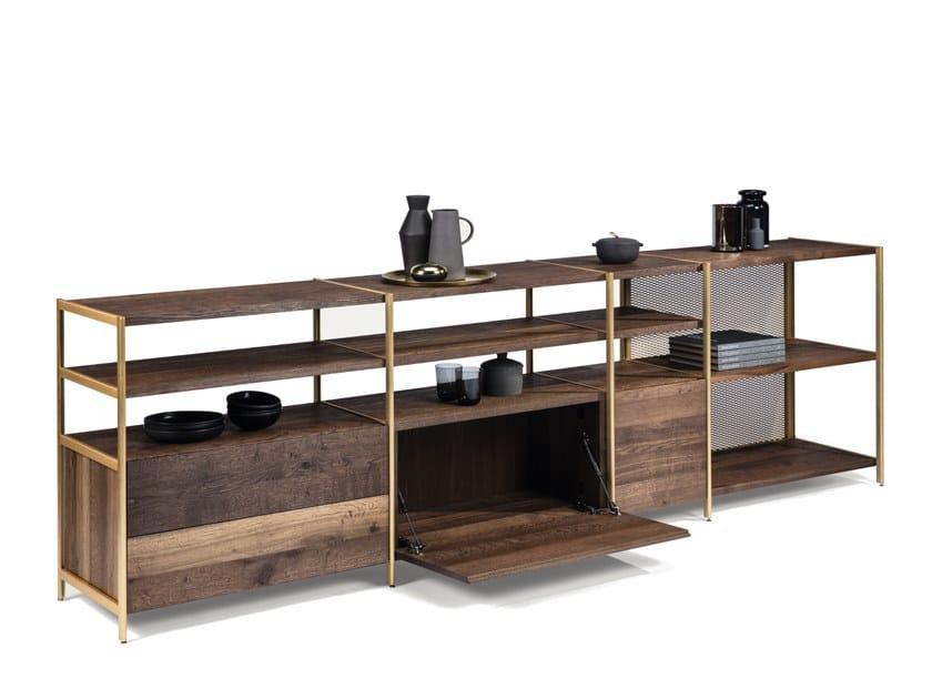 Solid wood sideboard BC06 ROOM 68   Sideboard by JANUA