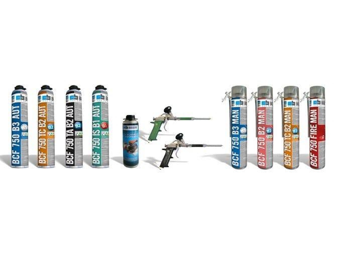 Schiuma e spray BCF by BOSSONG