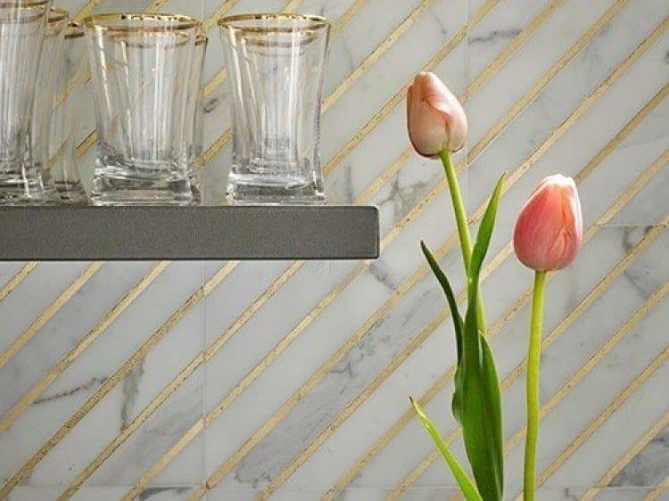 Marble wall/floor tiles BEAM by AKDO