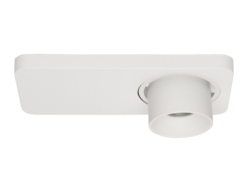 LED ceiling powder coated aluminium spotlight BEEBO_S by Linea Light Group