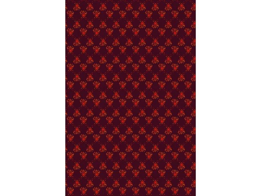 Broadloom printed carpet BEETLE by Miyabi casa