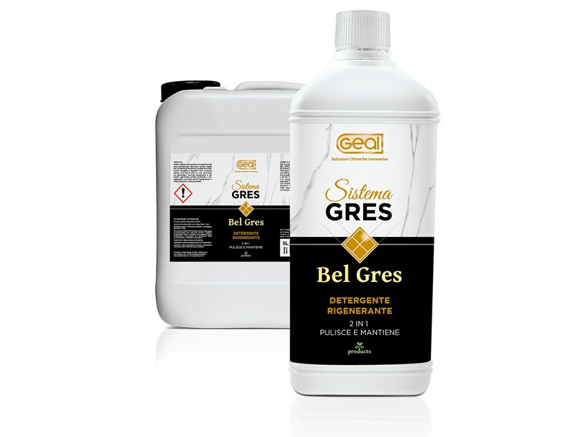 Surface cleaning product BEL GRES by Geal