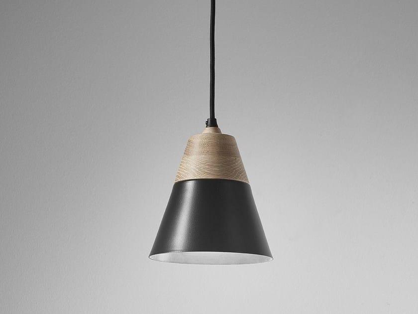 LED aluminium pendant lamp BELL by Exporlux