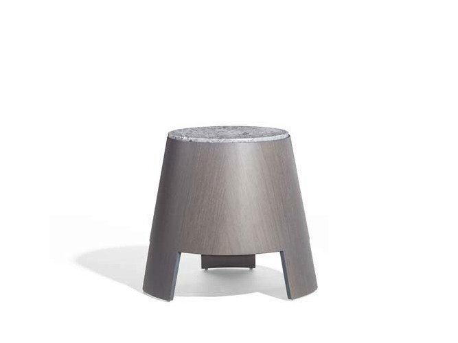 Oak side table BELL | Coffee table by Potocco
