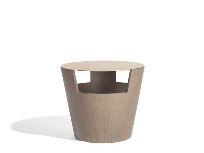 Oak side table BELL | Side table by Potocco