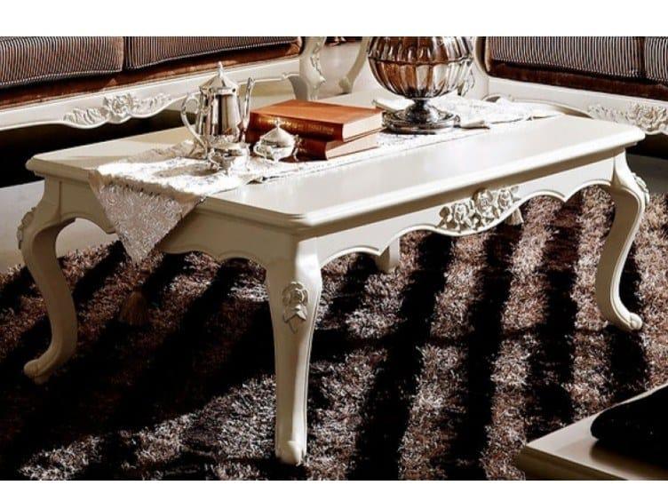 Tavolino rettangolare in legno BELLA | Tavolino rettangolare by Arrediorg.it®