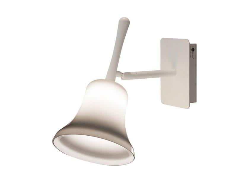 Ceramic wall lamp BELLE AP MINI by Contardi