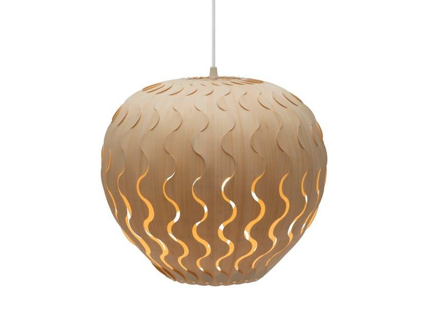 Pendant lamp BELLE | Pendant lamp by David Trubridge