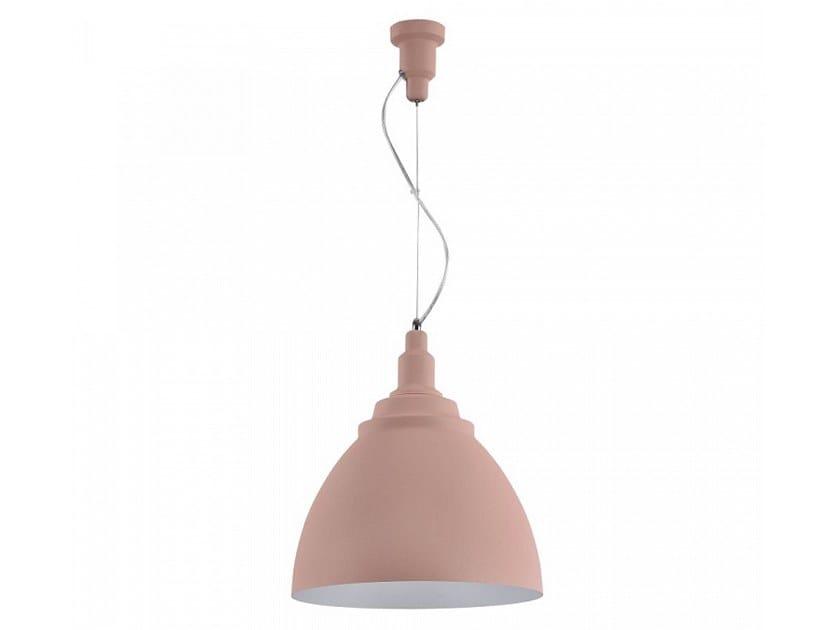 Painted metal pendant lamp BELLEVUE by MAYTONI