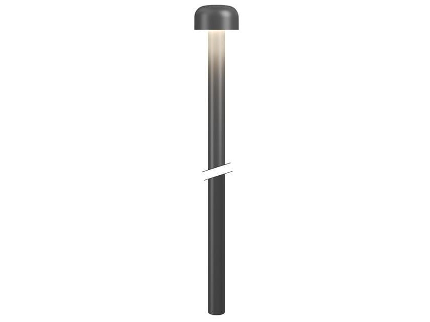 Lampione da giardino a LED in alluminio BELLHOP | Lampione da giardino by Flos