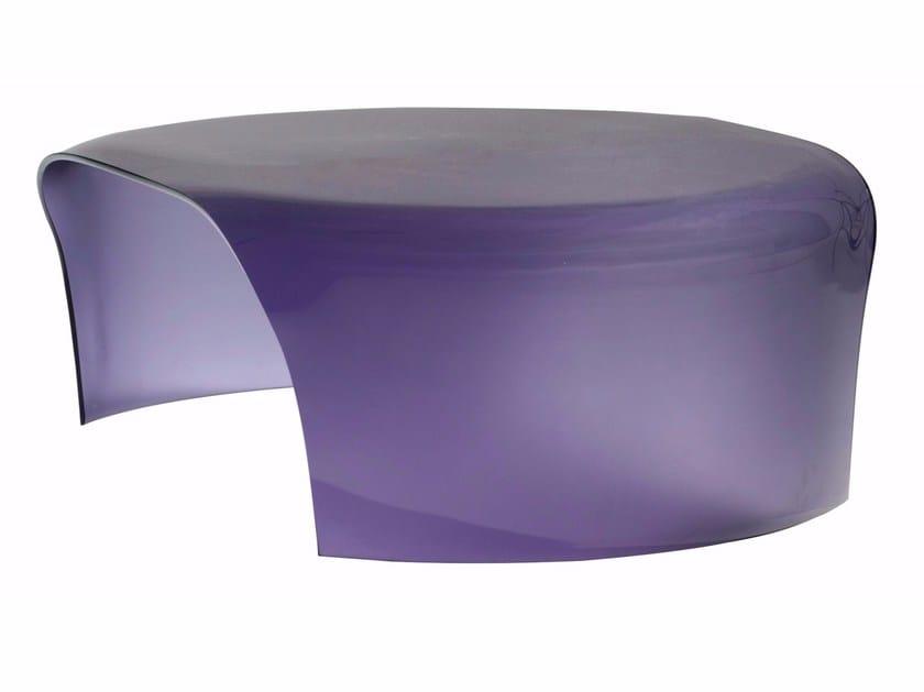Oval coffee table BELLS by ROCHE BOBOIS