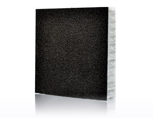Composite material prefabricated wall panel BENBOARD VTR 22™ by Bencore®