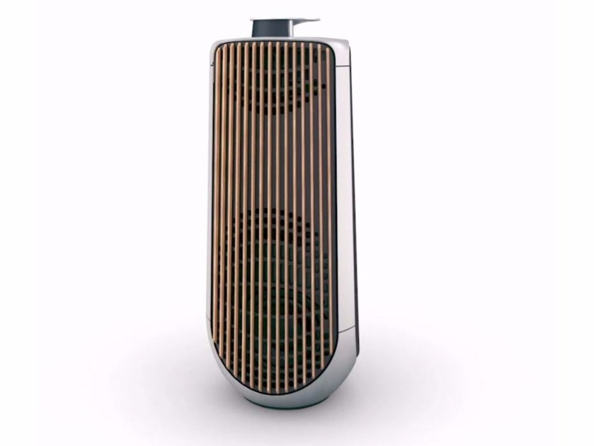 Wireless aluminium and wood speaker BEOLAB 50 by Bang & Olufsen