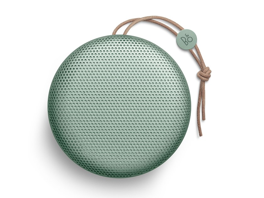 Bluetooth aluminium speaker BEOPLAY A1 by Bang & Olufsen