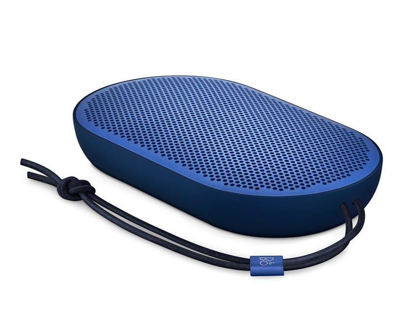 Bluetooth aluminium speaker BEOPLAY P2 by Bang & Olufsen