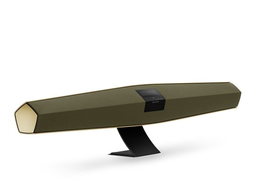 Wireless aluminium speaker BEOSOUND 35 by Bang & Olufsen