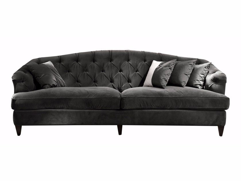 3 seater fabric sofa BERENICE | Sofa by SOFTHOUSE