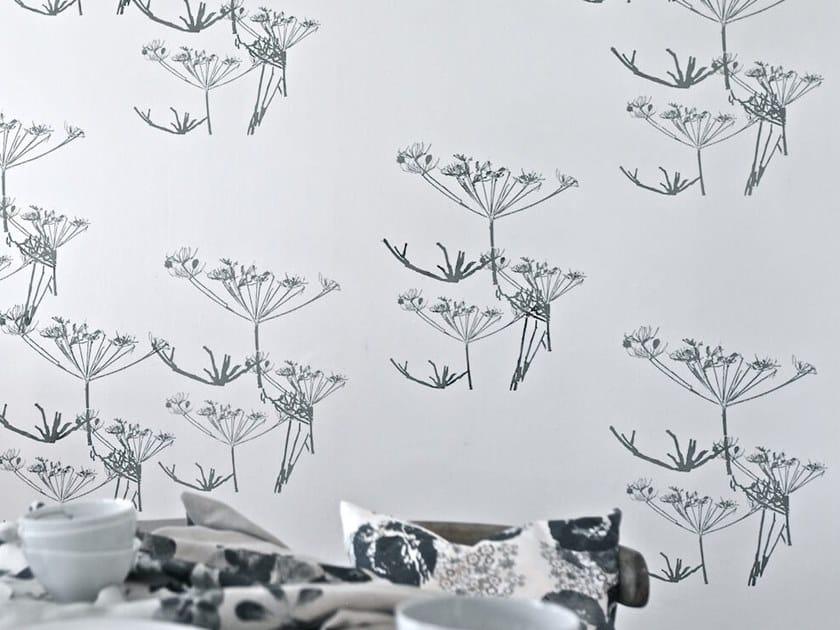 Screenprinted wallpaper BERLIN | Wallpaper by Birgit Morgenstern Studios
