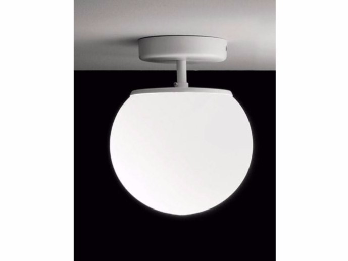 Glass ceiling lamp BERLINO   Ceiling lamp by Ailati Lights