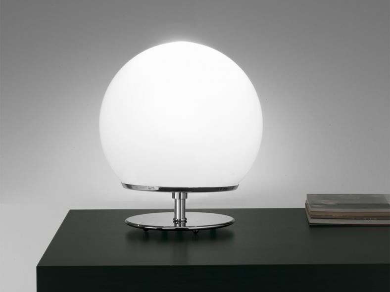 Glass table lamp BERLINO   Glass table lamp by Ailati Lights