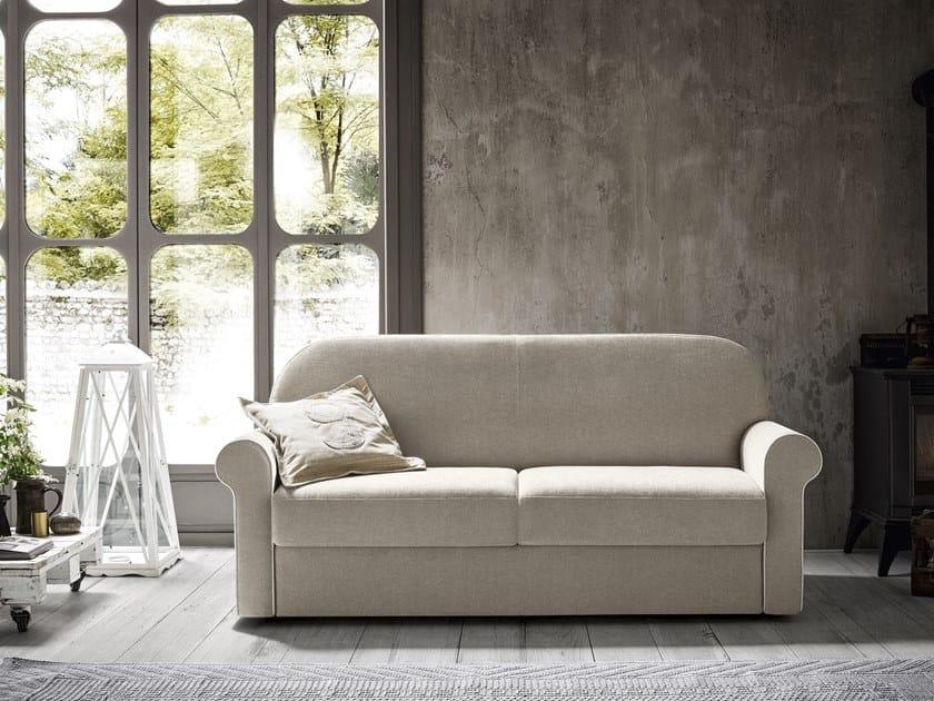 3 seater fabric sofa bed BERNIE by Felis
