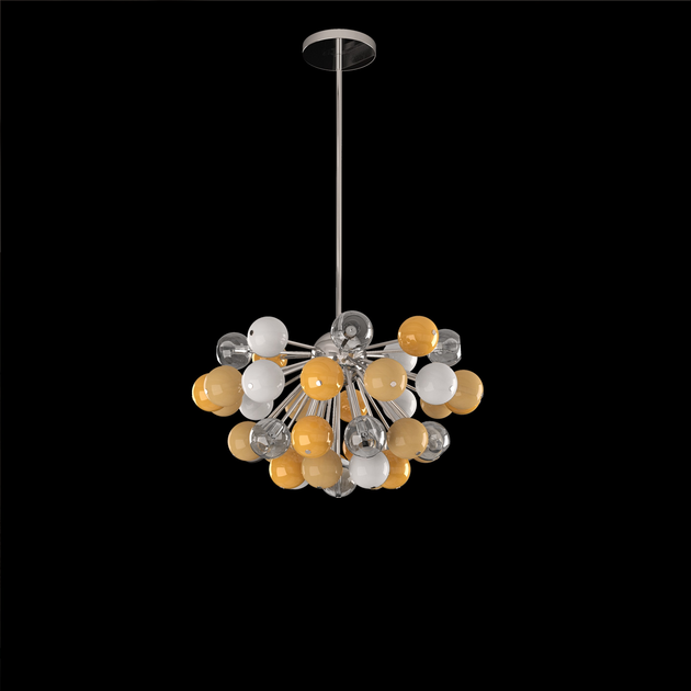 Lampada a sospensione in ottone in stile moderno BERRIES | Pendant Lamp by Creativemary
