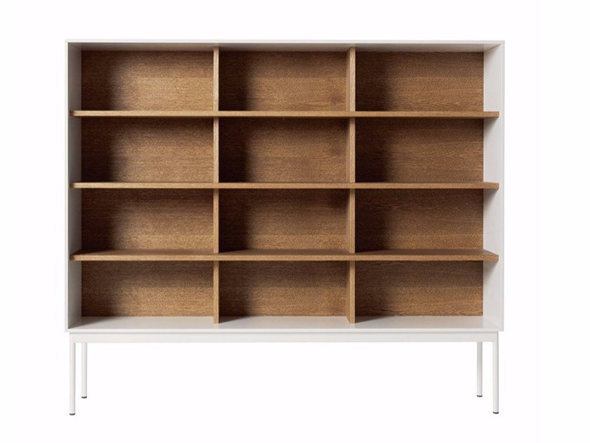 Open bookcase BESSON B160 | Bookcase by ASPLUND