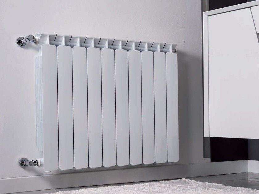 Superior Hot Water Wall Mounted Die Cast Aluminium Decorative Radiator BEST By  Radiatori 2000