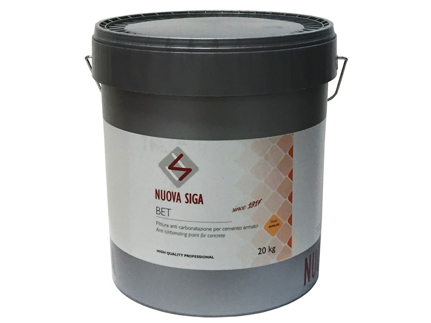 Anti-corrosive and anti-rust paint BET by Nuova Siga