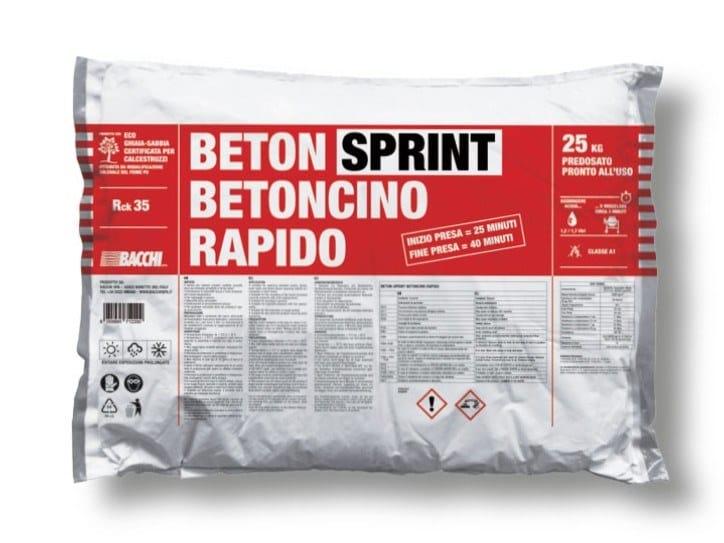 BETON-SPRINT BETONCINO RAPIDO