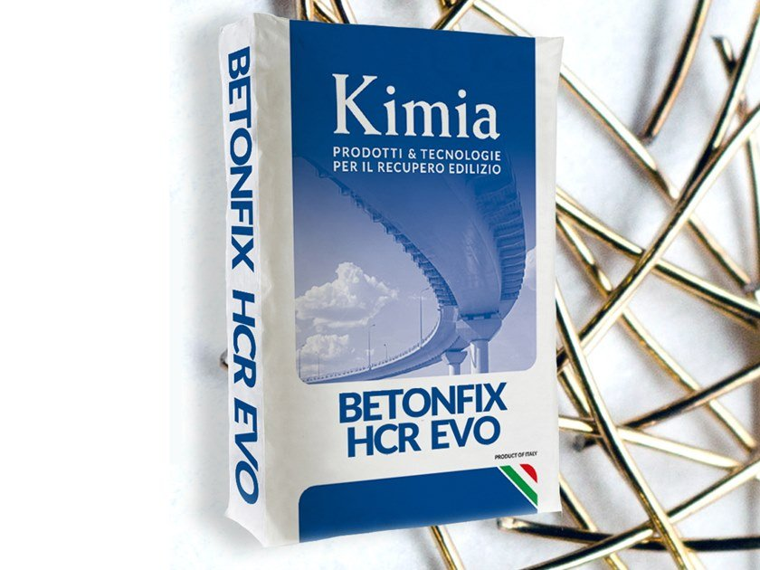 Renovation mortar and grout for renovation BETONFIX HCR EVO by Kimia
