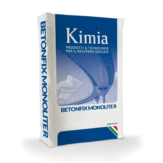 Anti corrosion product BETONFIX MONOLITE R by Kimia
