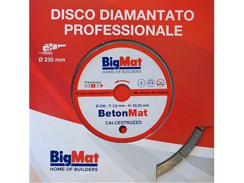 Disco diamantato da taglio BETONMAT by BigMat