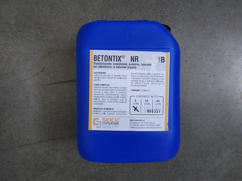 Anti corrosion product BETONTIX NR by Seico Compositi