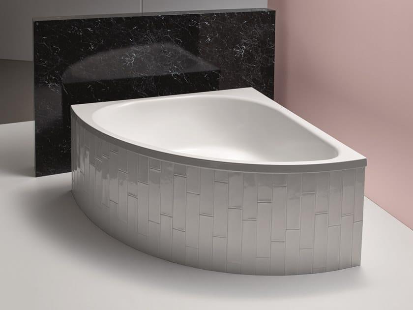 Vasca Da Bagno Incasso : Vasche da bagno in acciaio smaltato bianco ad incasso