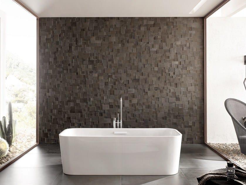 Vasche Da Bagno Bette Prezzi : Vasca da bagno centro stanza in acciaio smaltato betteart vasca da