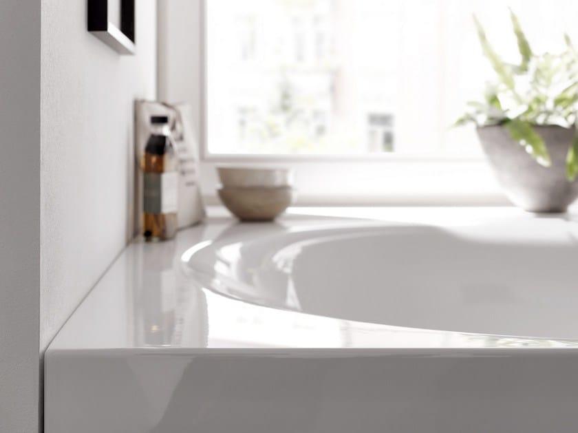 Vasca Da Bagno Bette : Vasca da bagno in acciaio smaltato bettelux oval iv silhouette bette