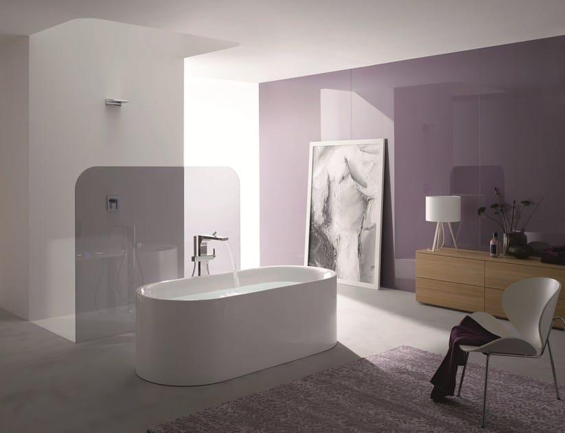 Bette Delbrück freestanding oval bathtub bettelux oval silhouette by bette design