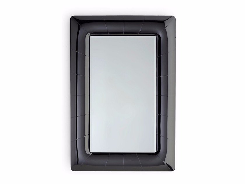 Rectangular wall-mounted hall mirror BETTY | Wall-mounted mirror by MARIONI