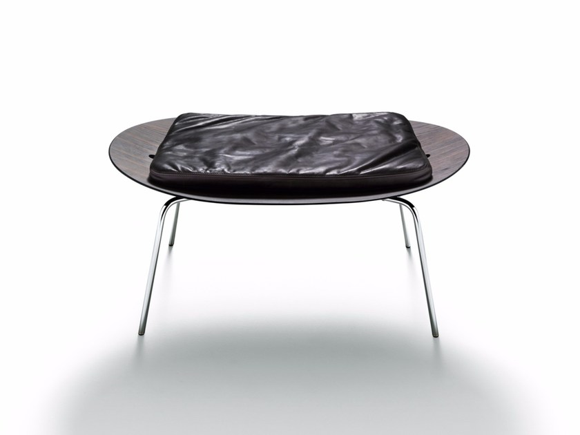 Coffee table with cushion BETULLA by DE PADOVA