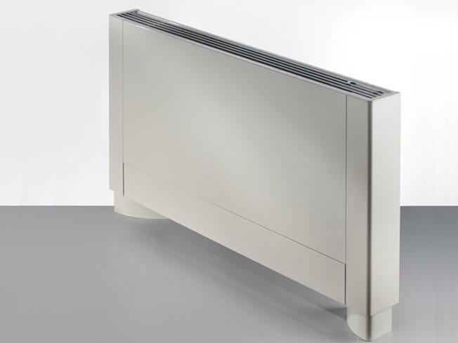 Floor-standing fan coil unit BI2 4 TUBI | Floor-standing fan coil unit by OLIMPIA SPLENDID