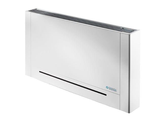Wall-mounted fan coil unit BI2 SLR+ INVERTER | Wall-mounted fan coil unit by OLIMPIA SPLENDID