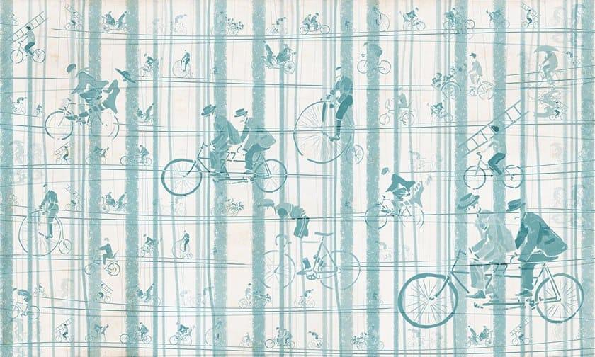 Carta Wallpepper Per FreeEcoLavabile Bicycles Parati Tutte Le EtàPvc Da UpSzMVq