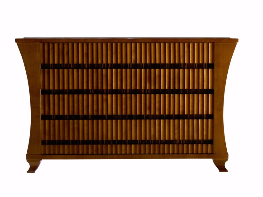 Cherry wood chest of drawers BIEDERMEIER | Chest of drawers by Morelato