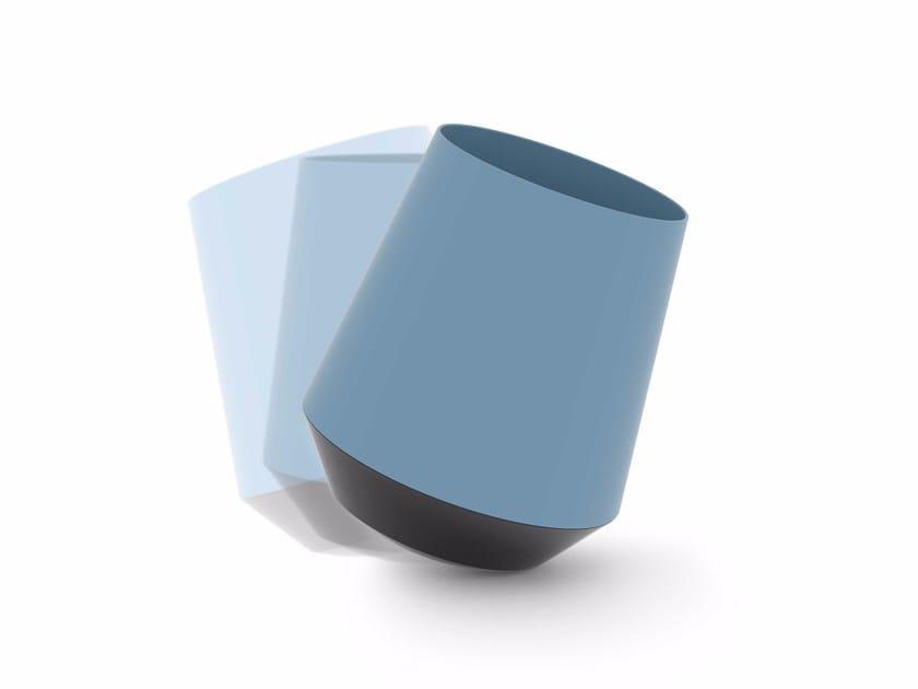 Gettacarte in plastica BIEL by Made Design