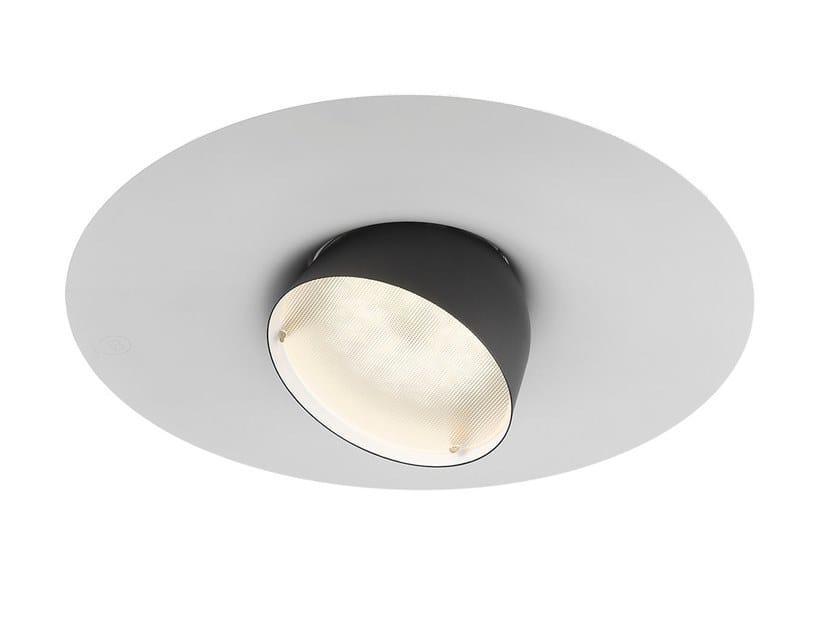 Plafoniera a LED orientabile BIG BROTHER | Plafoniera by Seyvaa